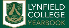 2017 Lynfield Yearbook Logo