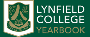 Lynfield Collage Yearbooks 2018  Logo